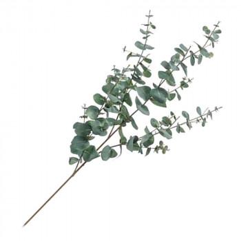 eucalyptustak, groen kunststof, 115 cm
