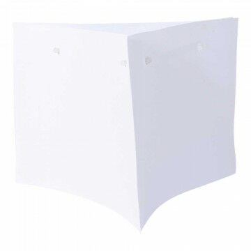 Triarama medium voor 3 panelen, variabel, incl. ophangset, transparant kunststof, 38 x 56 cm