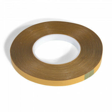 Montage tape acrylaat/polyester, dubbelz permanent hechtend, transparant, 5000 x 1 cm