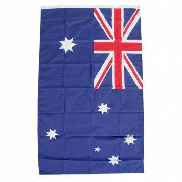 Vlag Australië, textiel, 150 x 90 cm