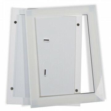 lijst focus koppelbaar en geschikt voor wandbevestiging, wit, A4, 30 x 21 cm