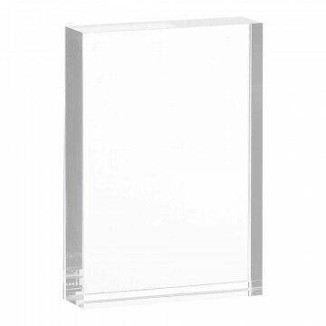 kaarthouder slip-in, transparant acrylaat, A8, 5.4 x 7.8 cm
