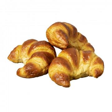 Croissants, naturel kunststof, 10 x 9 x 5 cm