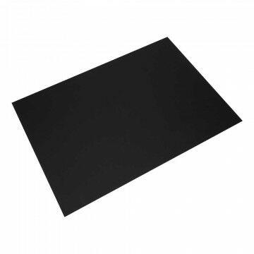 Foamboard maquettekarton, zwart, 100 x 70 cm