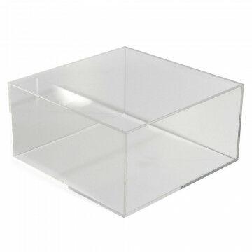 Vitrinebox met deksel