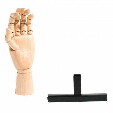 vmframe-tools verbinder onmisbaar onderdeel bij het gebruiken van de tools, zwart metaal, 15 x 6.5 x 2 cm