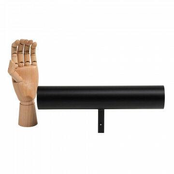 vmframe-tools display voor armbanden, zwart metaal, 30 x 6 cm