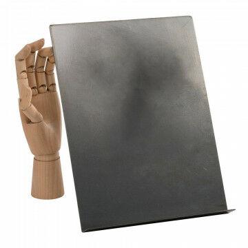 vmframe-tools display a4 staand in een hoek van 30 graden, metaal, 22 x 30.5 x 7 cm