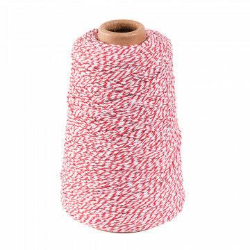 katoenen koord op traditionele spoel, textiel, 500 cm