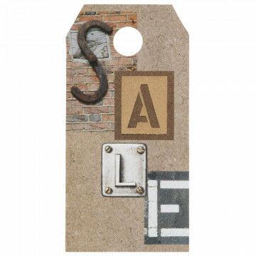 kledinghanger label sale industrieel verpakking 10 stuks, karton, 15 x 7.5 cm
