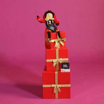 Sinterklaas presentatie cadeau's
