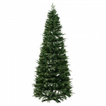 kerstboom instant pop-up weinig opbergruimte nodig, groen kunststof, 210 x 96 cm