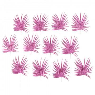 glittertakken palmblad