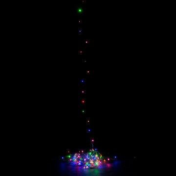 lichtsnoer met multicolor led