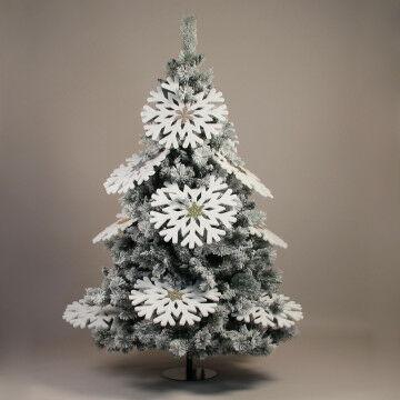 Winter kerstboom Norse