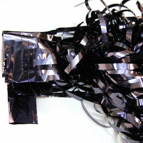 feestgordijn universe, backdrop met veel kleurnuances, zwart kunststof, 60 x 300 cm