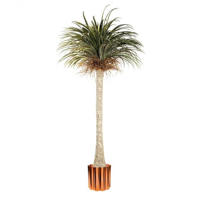 Yucca boom met plantenbak florero L