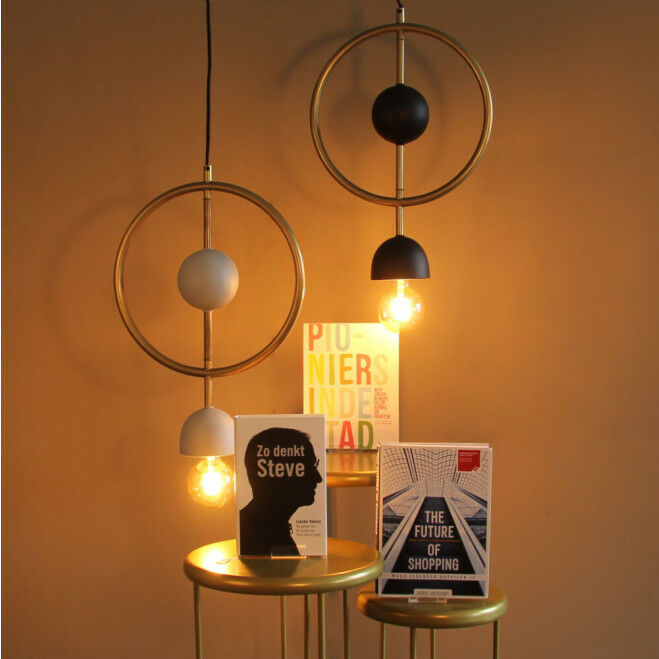 Hanging lamp orion