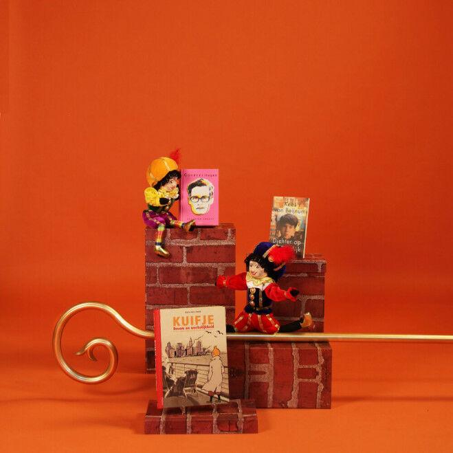 Sinterklaas presentatie boeken