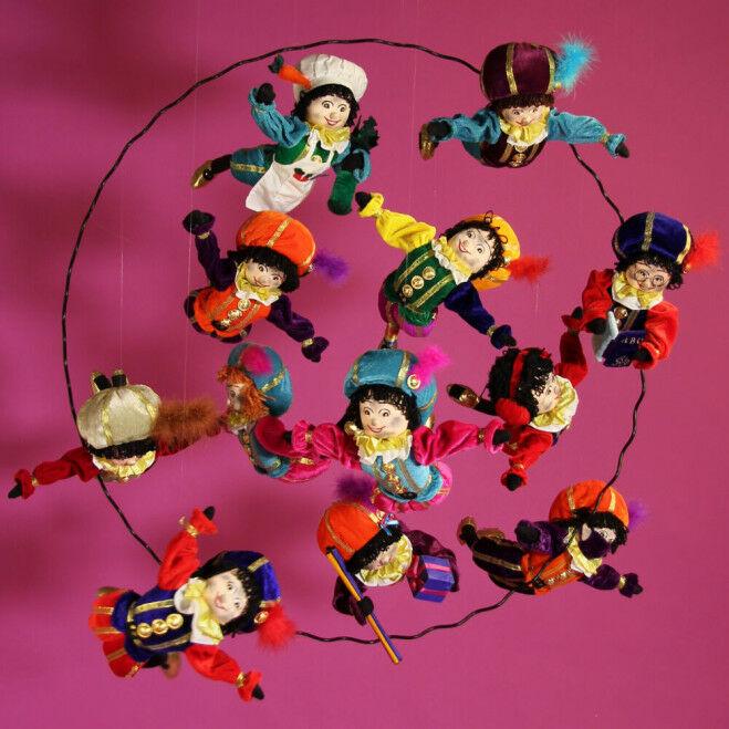 Sinterklaas presentatie pieten festijn