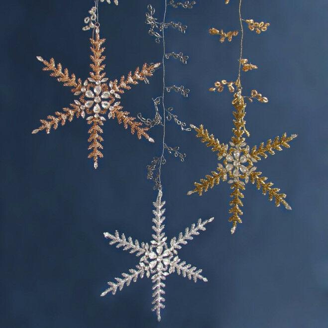 IJskristal plafondset met 3 sterren