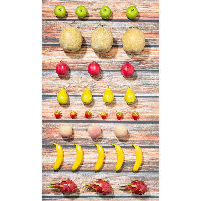 Echte fruit-dummies!