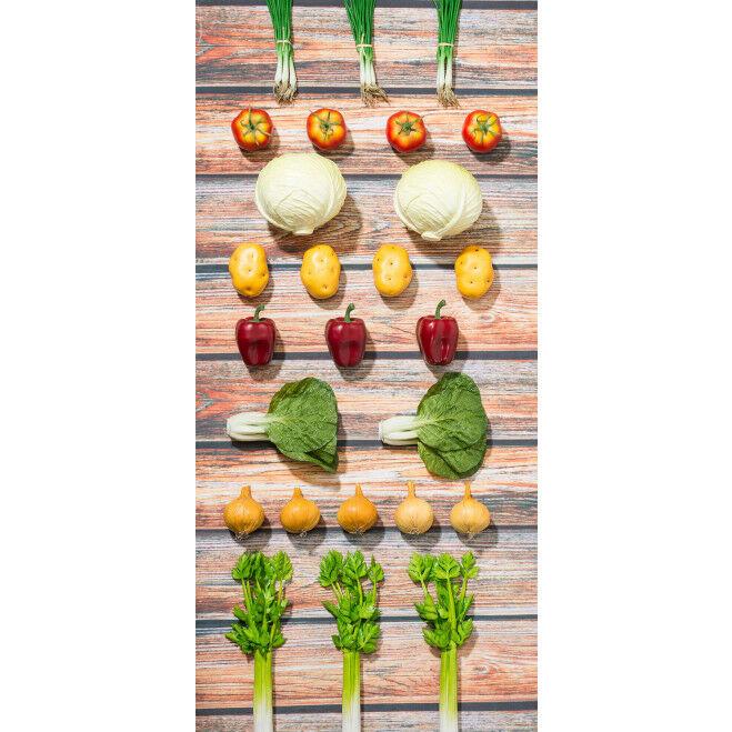 Realistische groente