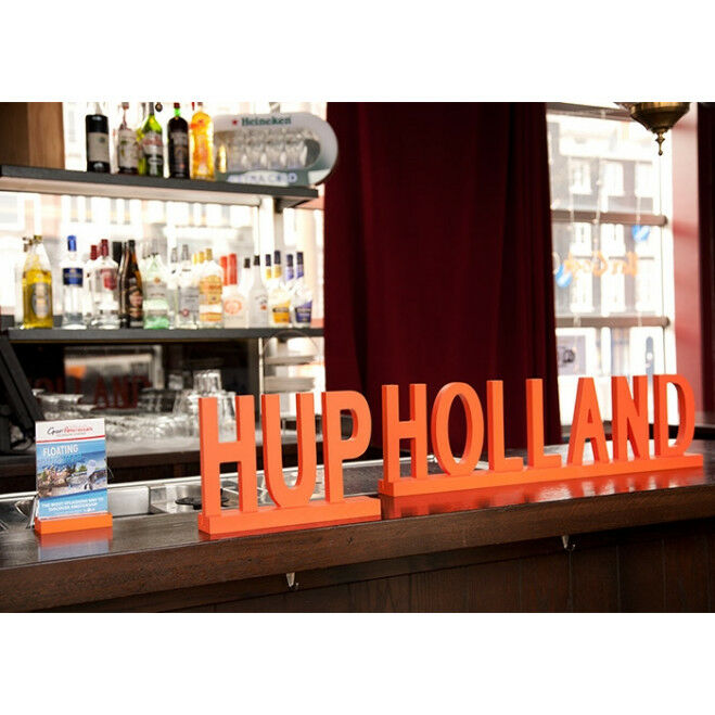 Hup Holland op de bar
