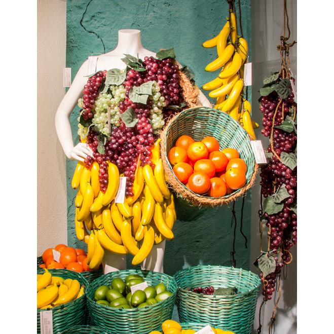 Fruitjurken met manden