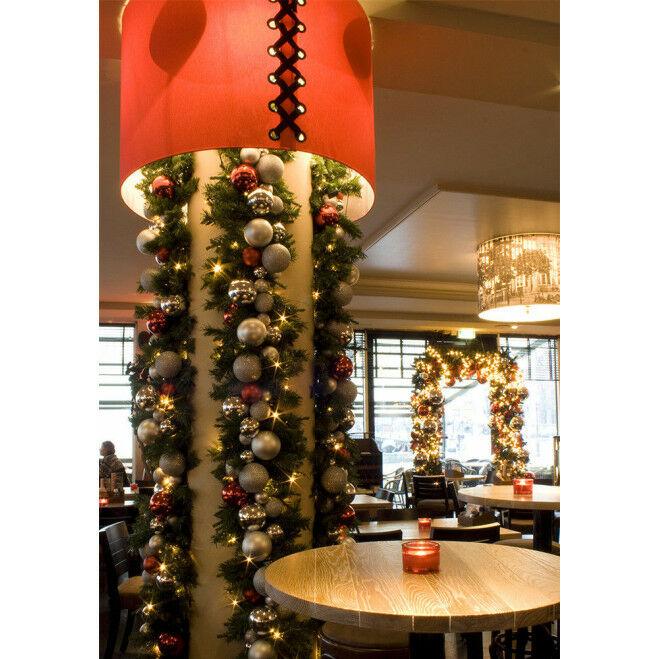 Gezien bij restaurant Amstelhoek in Amsterdam