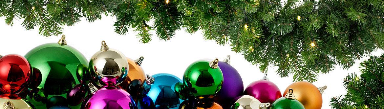 Kerstdecoratie-brandvertrangend