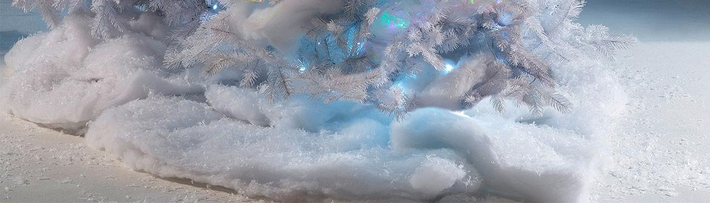 Sneeuw-en-kristallen