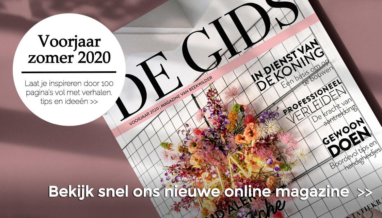 Online magazine voorjaar zomer 2020