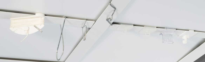 Plafondbevestiging