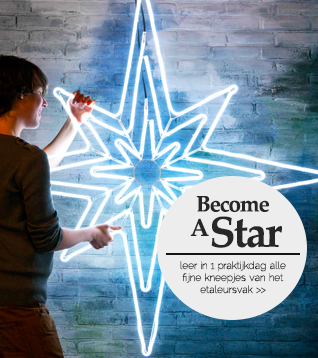 become a star